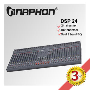 26 Kinds Digital Effect Mixing Console (DSP24)