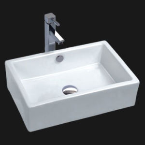 Undercounter Classical Ceramic Basin (6082) pictures & photos