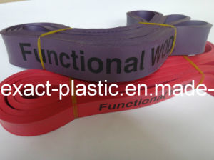 Resistance Bands with Logo / Rubber Bands / Crossfit Rubber Strength Band pictures & photos