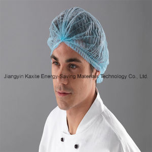 Mob Cap Non-Woven Clip Cap in Disposable Medical Products Kxt-Mc13 pictures & photos