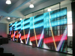 LED Display Strip Curtain Screen Indoor & Outdoor Full Color