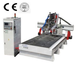 Wooden Auto Tools Changer CNC Router Sy-1325