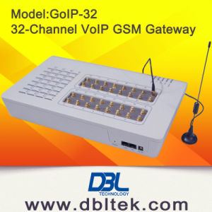 32 Ports GSM Wireless Terminal with Remote SIM (GoIP32) pictures & photos