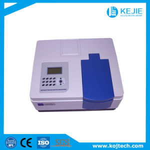 Ultravoilet Visible Spectrophotometer/Double Beam UV-Vis Spectrophotometer/Laboratory Instrument pictures & photos