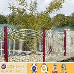 Munufacturer -PVC Coated Garden Wire Mesh Fence