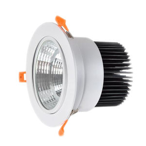 20W Dimmable Recessed COB LED Ceiling Light LED Downlight pictures & photos