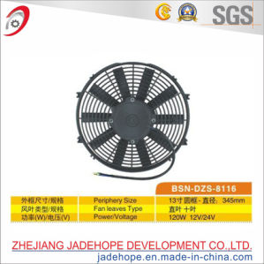 Electronic Cooling Fan for The Auto Air-Conditioner Part pictures & photos