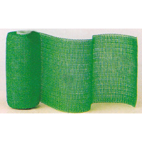 Green Medical Bandage