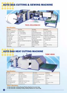 Catalog of PP Woven Sack Making Plant (2) pictures & photos