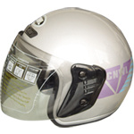 Economic Open Face Helmet (WL-706)