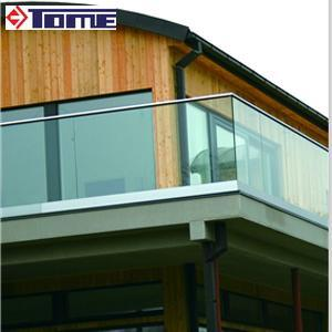Stainless Steel Balustrade/Railing and Glass Systems pictures & photos