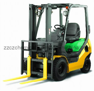 3 Ton Diesel Forklift pictures & photos