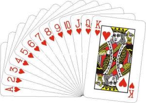 Paper Poker Card (DSC02P004)