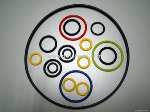 Different Sizes Rubber O Rings with SGS ISO