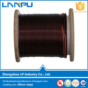 8 mm Round Enameled Aluminum Wire 20 AWG Enamelled Coated Magnet Wire