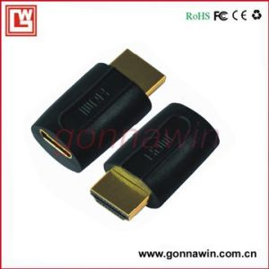 Mini HDMI F to HDMI M Converter Adapter