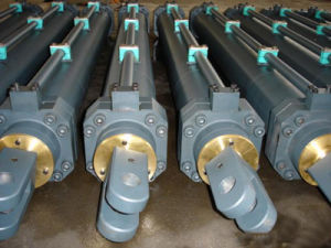 Hydraulic Cylinder for Hatch Covers (120/80-2500)