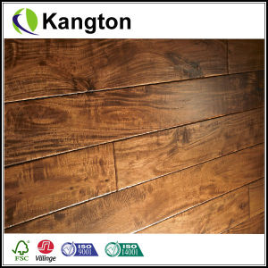 Antique Handscraped Engineered Wood Flooring (Engineered wood flooring) pictures & photos