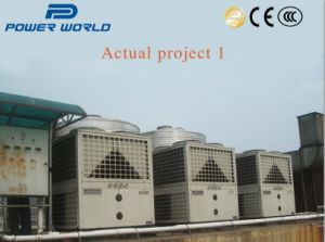 2011 Commercial Air Source Heat Pump Water Heater for Big Project