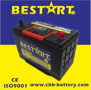 12V80ah Premium Quality Bestart Mf Vehicle Battery JIS 95D31L-Mf pictures & photos