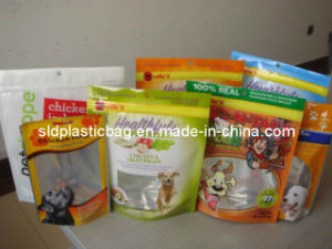 China Factory Wholesale Plastic Pet Food Bag (L001) pictures & photos