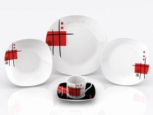 Ceramic Dinner Plate (DI 080710)