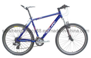 Steel Blue Mountain Bicycle for Sale MTB-032 pictures & photos
