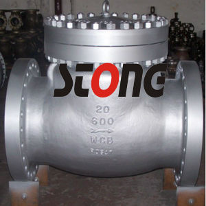 ANSI API Cast Steel 600lb Swing Check Valve pictures & photos