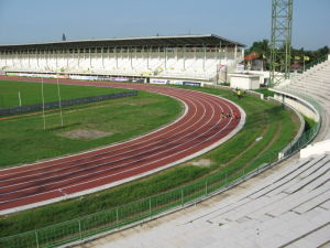 European Standards 400m Prefabricated Rubber Running Track pictures & photos