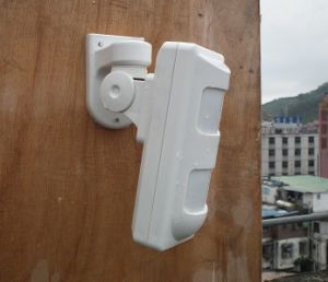 Wireless Curtain Infrared Sensor with 10 Degrees pictures & photos