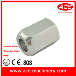CNC Machining Part of Aluminum Water System Part pictures & photos