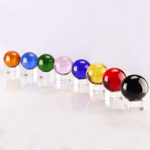 Colorful Promotional Gifts Crystal Glass Ball (KS2014005) pictures & photos