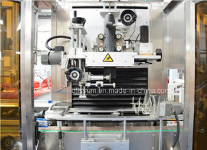Automatic 6000bph Shrink Sleeve Bottle Labeling Machine pictures & photos