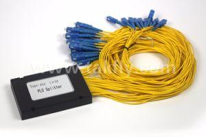 Fiber Optical 1X4 ABS Box PLC Splitter pictures & photos