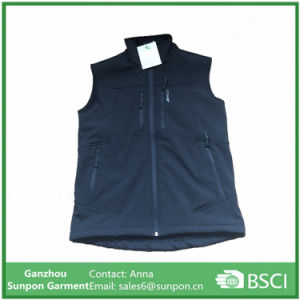 Fashion Women Clothes Sleeveless Softsell Vest pictures & photos
