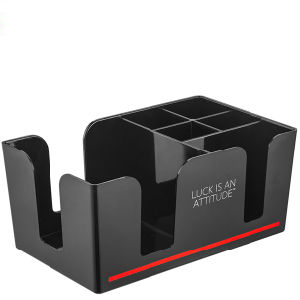 2018 New Hot Sale Plastic Bar Caddy for Home or Bar pictures & photos