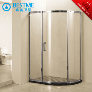 Foshan Stainless Steel Bathroom Corner Shower Room (BL-Z3509) pictures & photos