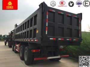 Sino Truck 371 8X4 15-25m3 Cargo Box 50 Tons Heavy Dumper Truck pictures & photos