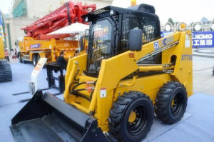 China XCMG Skid Steer Loader (XT750) pictures & photos