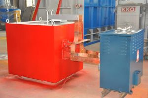 Three Phase Embedment Electrode Salt Bath Furnace pictures & photos