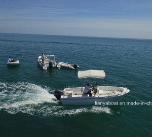 Liya Cheap Fishing Boat Fiberglass Boat Manufacturer pictures & photos