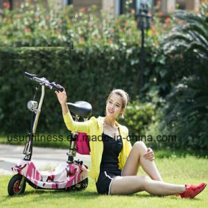 2017 Easily Handled Mini Mobility Folding Bike Foldable Electric Scooter pictures & photos