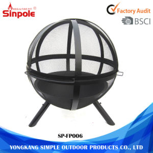 Suitable for All Seasons Wholesale Metal Sphere Fire Pit Steel pictures & photos