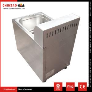 Countertop Gas Fryer Single 5.5L (CHZ-10L) pictures & photos