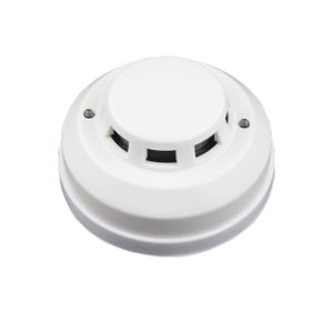 Wl-288 Wired Optical Maze Photoelectric Smoke Detectors with ABS Plastic pictures & photos