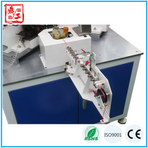 Automatic Wire Terminal Crimping Machine with Wire Cutting Stripping and Crimping Function pictures & photos
