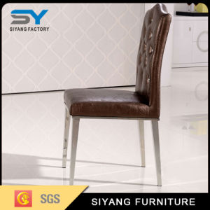 Metal Dining Chair Modern Design Banquet Chair for Wedding pictures & photos