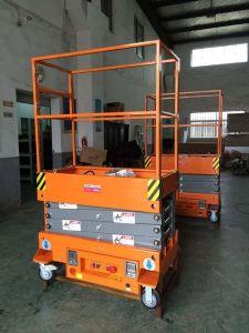 Hydraulic Mobile Mini Scissor Lift (Max Height 3m) pictures & photos