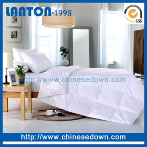 90% White Goose Down Duvet Air Conditioning Summer Double Comforter pictures & photos