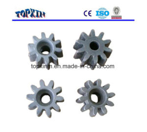 Concrete Mixer Use Steel Casted Crown Gear pictures & photos
